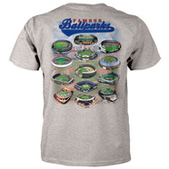 Famous Ballparks In America T-Shirt