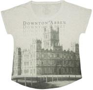 Downton Abbey - Abbey Castle Juniors Dolman T-Shirt