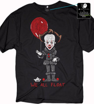IT Movie - We All Float Adult T-Shirt
