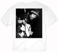 Jimi Hendrix Guitar Solo Adult T-Shirt