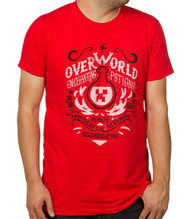 Minecraft Overworld Enchanting Potion Premium Adult T-Shirt