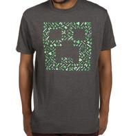 Minecraft Creepy Premium Adult T-Shirt
