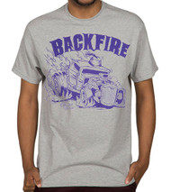 Rocket League Backfire Premium Adult T-Shirt