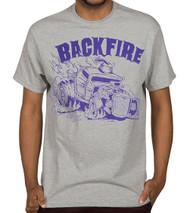 Rocket League Backfire Premium Adult T-Shirt