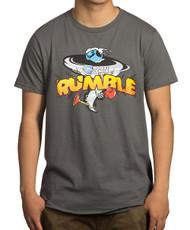 Rocket League Ready To Rumble Premium Adult T-Shirt