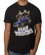 Rocket League Hat Trick Premium Adult T-Shirt