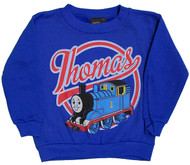 Thomas The Tank Engine - Thomas and Friends Little Boys Sweatshirt