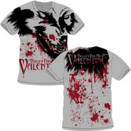 Bullet For My Valentine Werewolf Adult T-Shirt