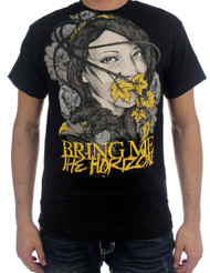 Bring Me The Horizon - Lady Of Life Adult T-Shirt
