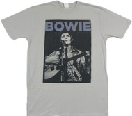 David Bowie - Bowie Rock 2 Adult T-Shirt