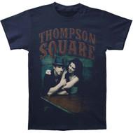 Thompson Square Logo Photo Adult T-Shirt