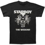 The Weeknd Starboy Adult T-Shirt