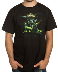 World Of Warcraft: Legion Lord Of Outland Premium Cotton Adult T-Shirt