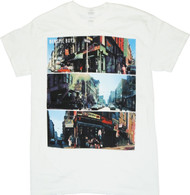 Beastie Boys City Scenes Adult T-Shirt