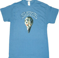 The Eagles Greatest Hits Distressed Logo Adult T-Shirt