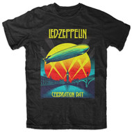 Led Zeppelin Celebration Day Adult T-Shirt