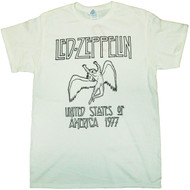 Led Zeppelin Icarus Adult T-Shirt