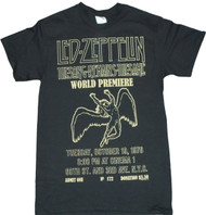 Led Zeppelin Song Remains the Same Adult T-Shirt