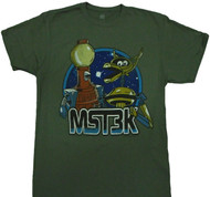 Mystery Science Theater 3000 - MST3K Robots Adult T-Shirt