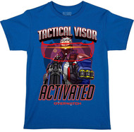 Overwatch Tactical Visor Youth T-Shirt