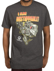 Overwatch Unstoppable Premium Adult T-Shirt