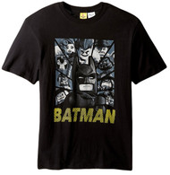 Lego Batman Bad Buy All Baddies And Bat Adult T-Shirt