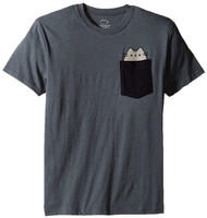 Pusheen Pocket Sized Adult T-Shirt