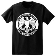 One Punch Man Hero Association Adult T-Shirt