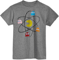 Pac-Man Atom Adult T-Shirt