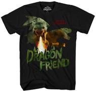 Disney Pete's Dragon Burning Inside Youth T-Shirt
