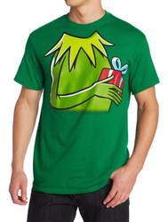 The Muppets Kermit Gift Adult T-Shirt