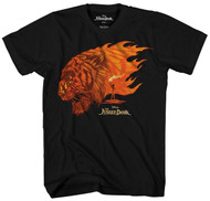 Disney The Jungle Book Fire Khan SG Youth T-Shirt