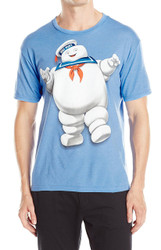 Ghostbusters Stay Googly 1 Adult T-Shirt
