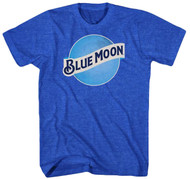 Blue Moon Royal Heather Adult T-Shirt