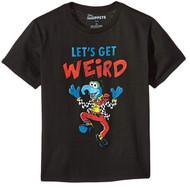 Disney Muppets Gonzo Gettin' Weird Boy's T-Shirt
