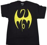 Iron Fist Logo Adult T-Shirt