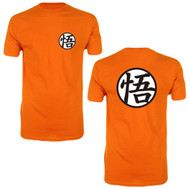 Dragonball Z Dragon Ball Super - Goku Symbol Adult T-Shirt