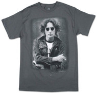John Lennon NYC '72 Adult T-Shirt