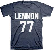 John Lennon - Lennon 77 Adult T-Shirt