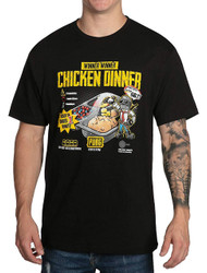 PUBG Cuisine Premium Cotton Gaming Adult T-Shirt