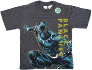 Black Panther Strikes Youth T-Shirt
