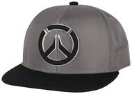 Overwatch Stealth Snapback Baseball Hat