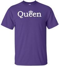 Queen Crown Adult T-Shirt