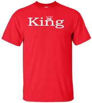 King Crown Adult T-Shirt