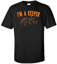 I'm A Keeper Adult T-Shirt