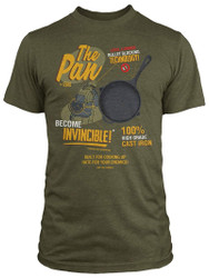 PUBG The Pan Adult T-Shirt