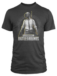 PUBG Playerunknown's Battleground Level 3 Adult T-Shirt