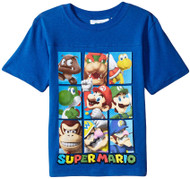 Nintendo Super Mario - Group Nintendo Youth T-Shirt