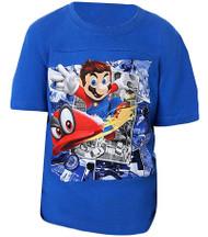 Nintendo Mario Odessey Youth T-Shirt