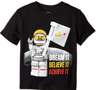 Lego Dream It Believe It Achieve It Youth T-Shirt